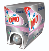 Omo Professional Color Sensitive pyykinpesuneste 7,5L