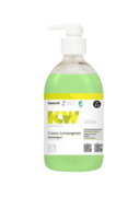 KW Classic Lemongreen nestesaippua 500ml
